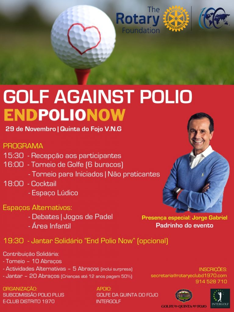 Golf Against Polio